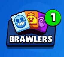 Brawl Stars Brawlers Button