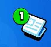Brawl Stars News Button