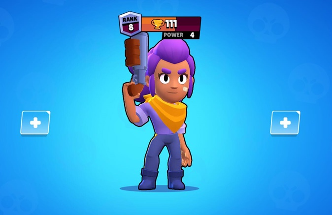 Brawl Star Center Screen