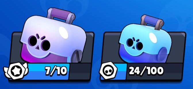 Brawl Stars Token Counters