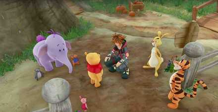 KH3 Hundred Acre Wood (Winnie the Pooh)