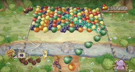 KH3 Winnie the Pooh Mini Game