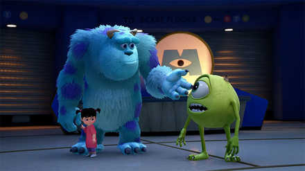KH3 Monsters, Inc. Movie Story