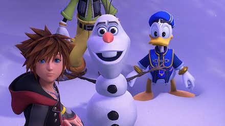 KH3 Arendelle (Frozen)