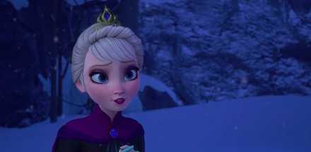 KH3 Frozen Movie