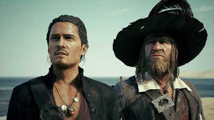 KH Will Turner and Barbarossa