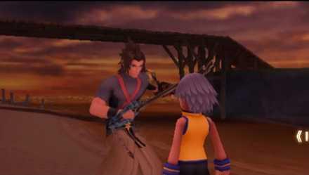 KHBBs Terra and Riku