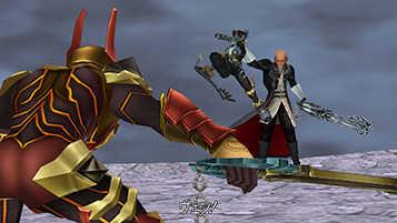 KHBBs Terra Keyblade Armor