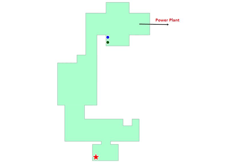 KH3 Monstropolis Map