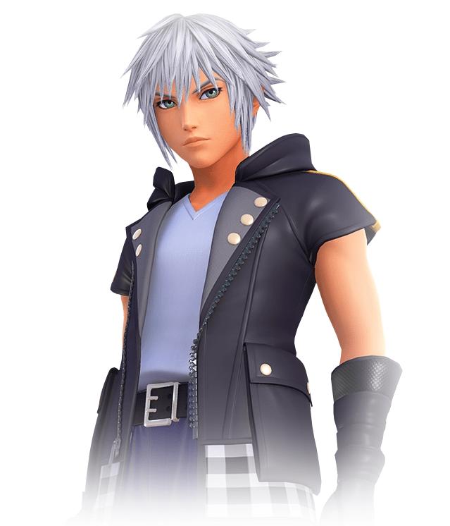Riku Character Information - SAMURAI GAMERS