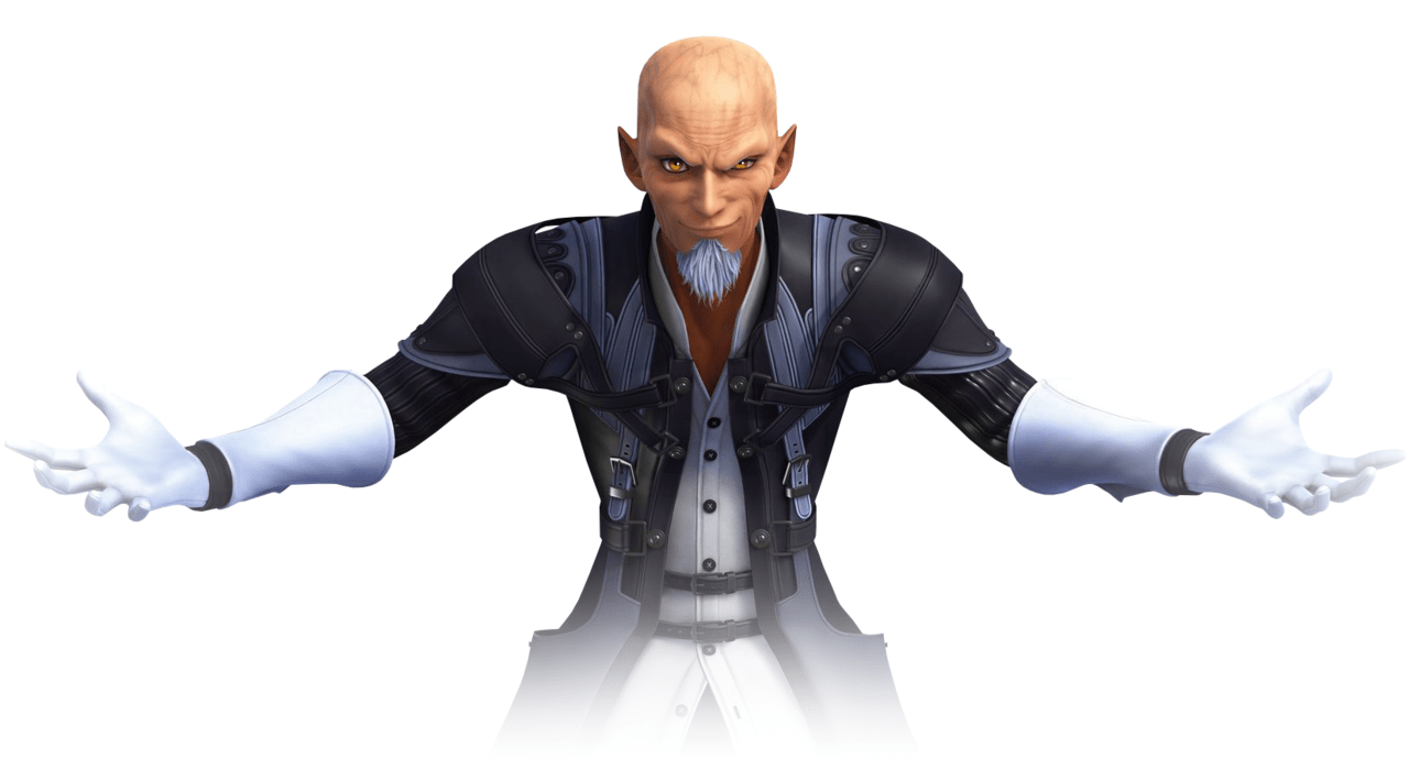 KH3 Master Xehanort