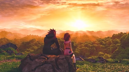 KH3 Trailer Kairi and Lea