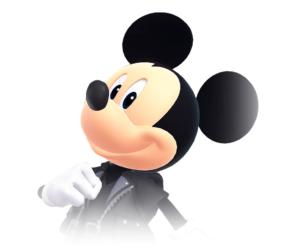 KH3 King Mickey