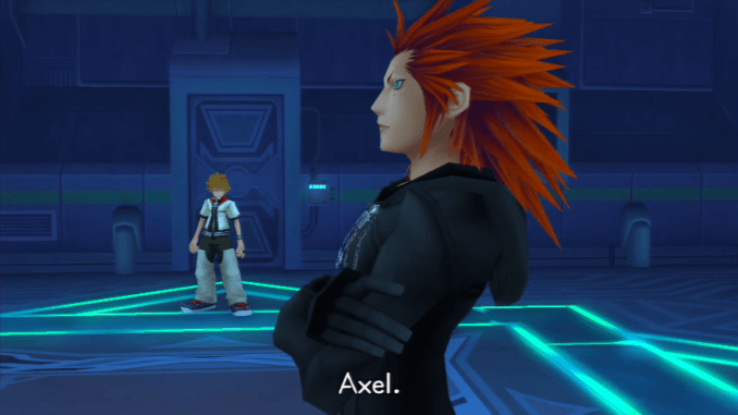 Axel Character Information