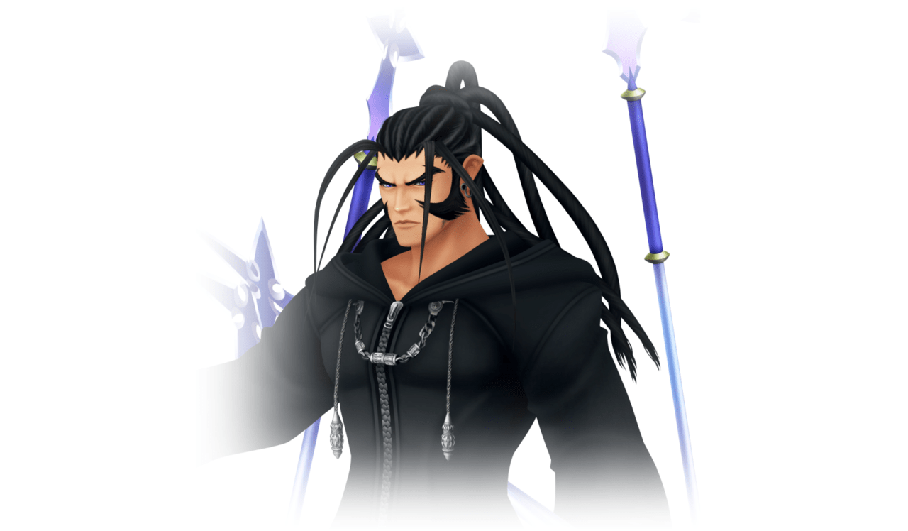 Xaldin Character Information - SAMURAI GAMERS