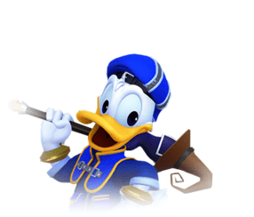 Donald Duck Character Information - SAMURAI GAMERS