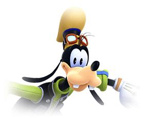 KH3 Goofy