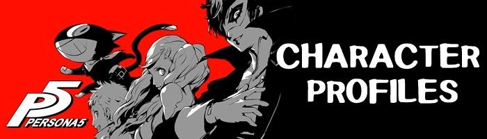 Persona 5 - Character Profiles