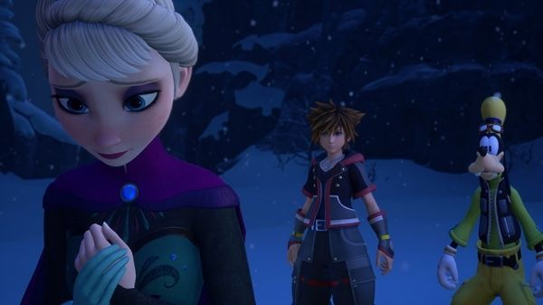 KH3 Arendelle World Introduction
