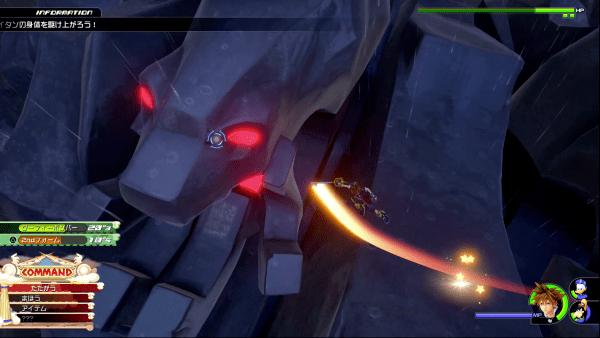 Kingdom Hearts 3 (KH3) Re:Mind - Rock Titan Boss Strategy Guide
