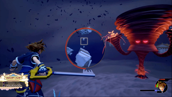 Kingdom Hearts 3 (KH3) Re:Mind - Tornado Titan Boss Guide