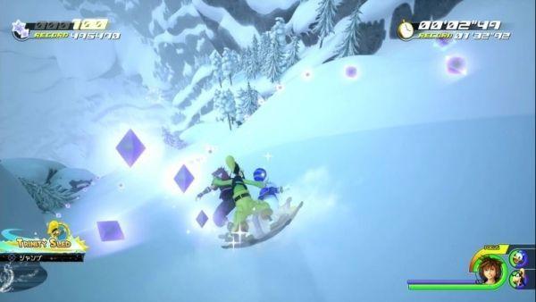 KH3 Frozen Slider Mini Game Guide