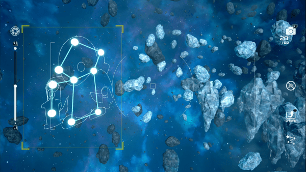 Kingdom Hearts 3 - Constellation Photo Locations and Rewards