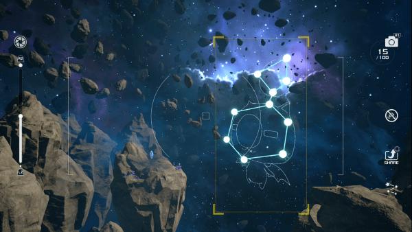 Kingdom Hearts 3 - Moogle Constellation Stars