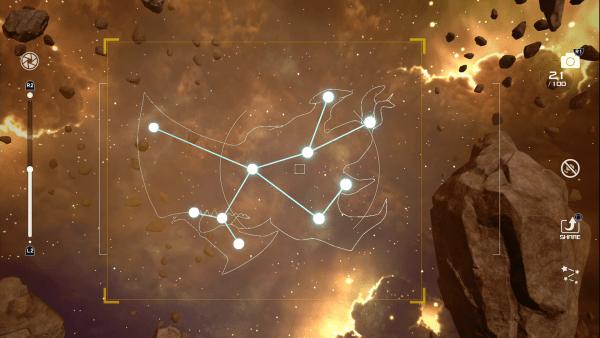Kingdom Hearts 3 - Bismarck Constellation Stars