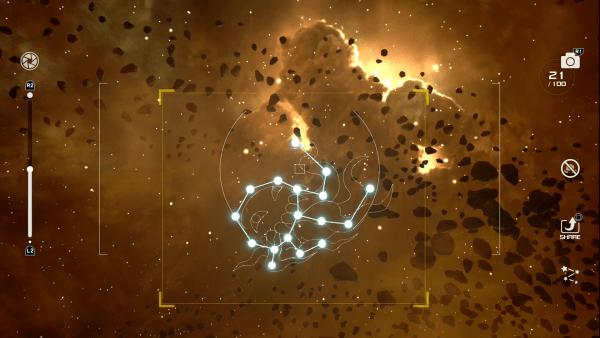 Kingdom Hearts 3 - Ultros Constellation Stars