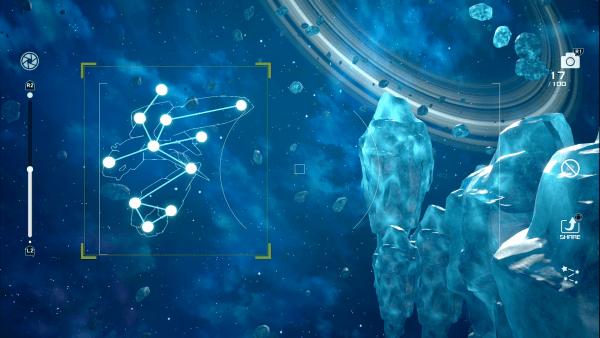 Kingdom Hearts 3 - Endymion Constellation Stars