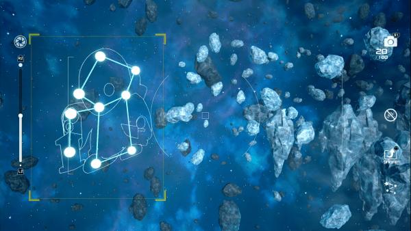 Kingdom Hearts 3 - Tonberry Constellation Stars