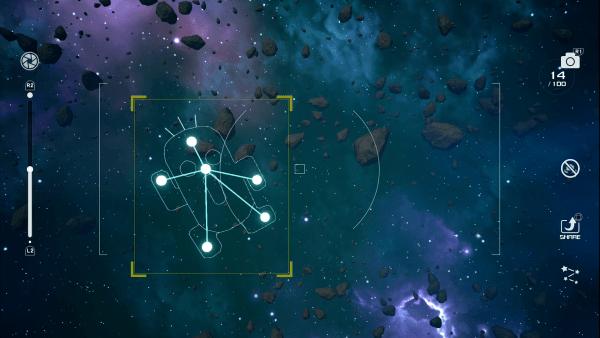 Kingdom Hearts 3 - Cactuar Constellation Stars