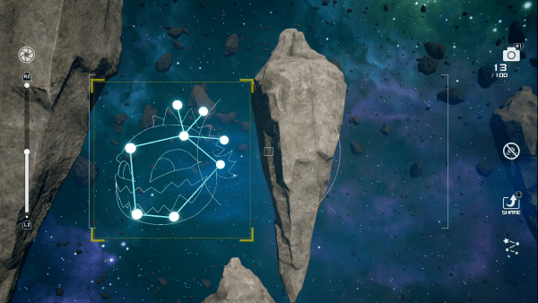 Kingdom Hearts 3 - Bomb Constellation Stars