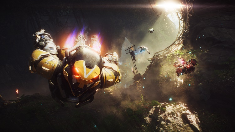 Anthem Game Overview