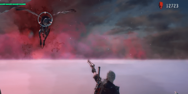 DMC 5 Void Mode