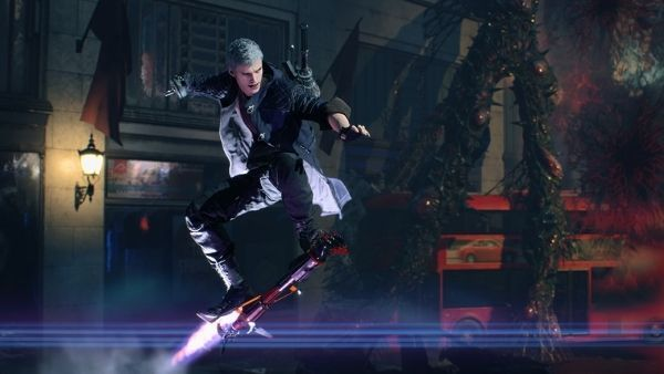 DMC 5 Playable Demo February 7