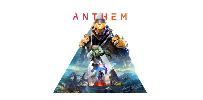 Anthem Top Page