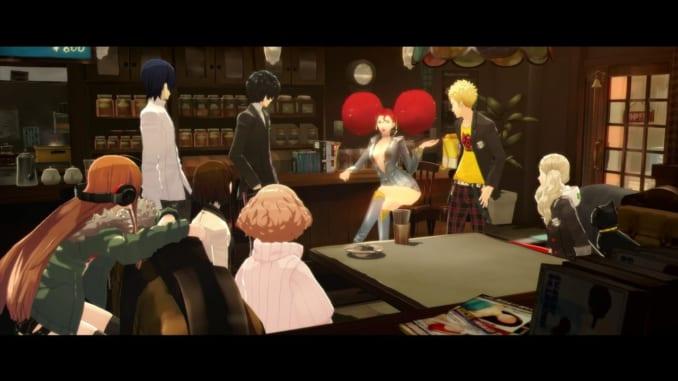 Catherine: Full Body - Persona 5 Set
