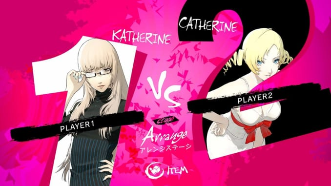 Catherine: Full Body - Additional Playable Characters