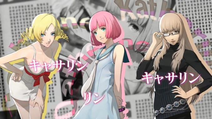 Catherine: Full Body - Main Female Characters