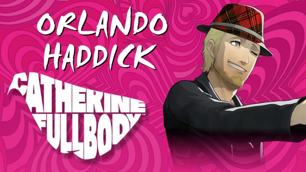 Catherine: Full Body - Orlando Haddick