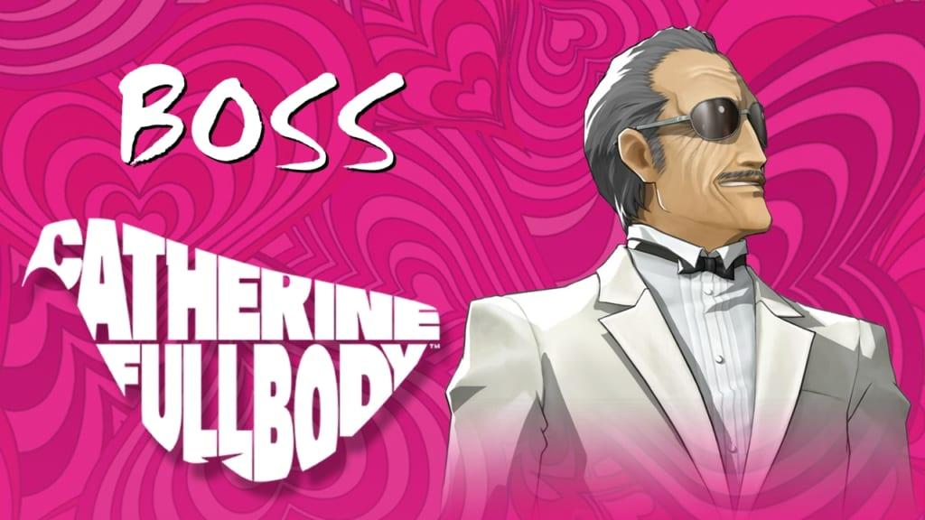 Catherine: Full Body - Boss