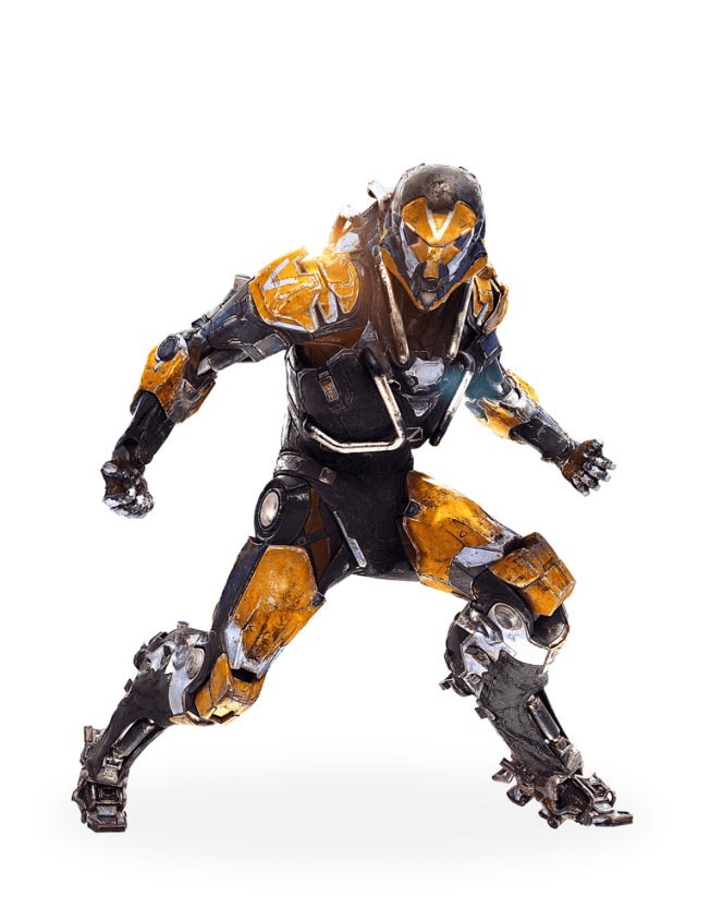 Anthem Javelin Ranger