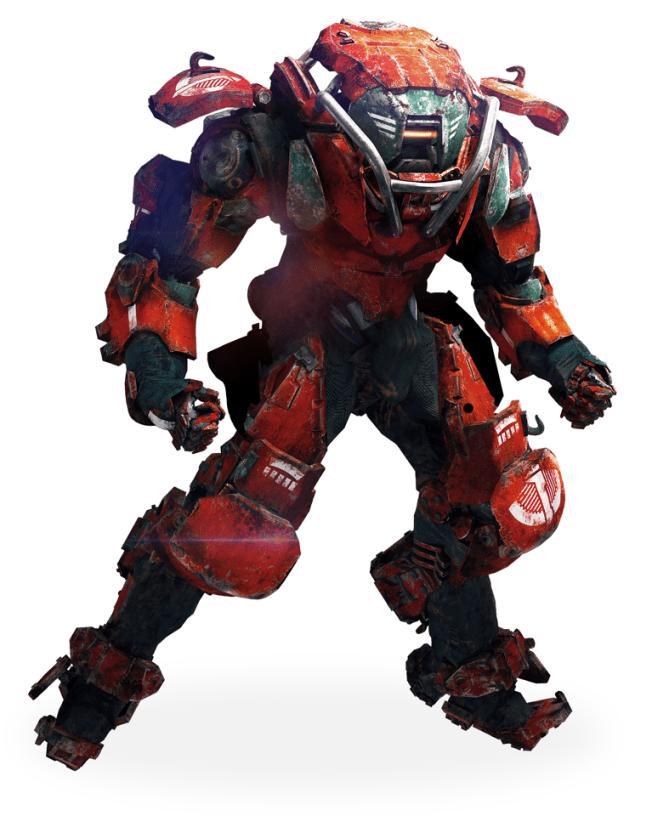 Anthem Javelin Colossus