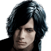 Devil May Cry 5 - V Icon