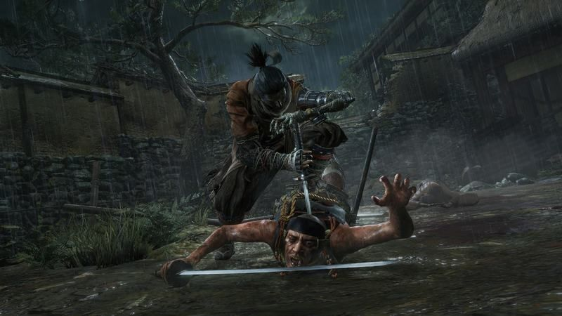 Sekiro Features Sword