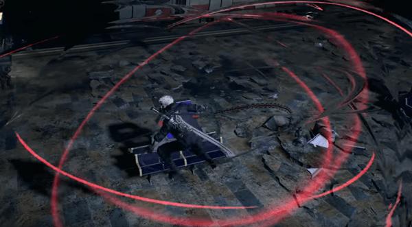 DMC 5 Devil Breaker Rawhide