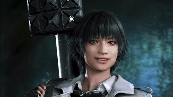 Devil May Cry 5 - Lady Character Information