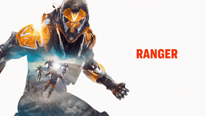 Anthem - Ranger Javelin